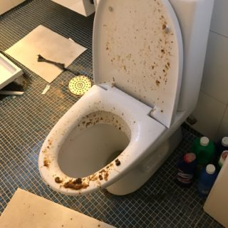 Tett toalett - tett avløp
